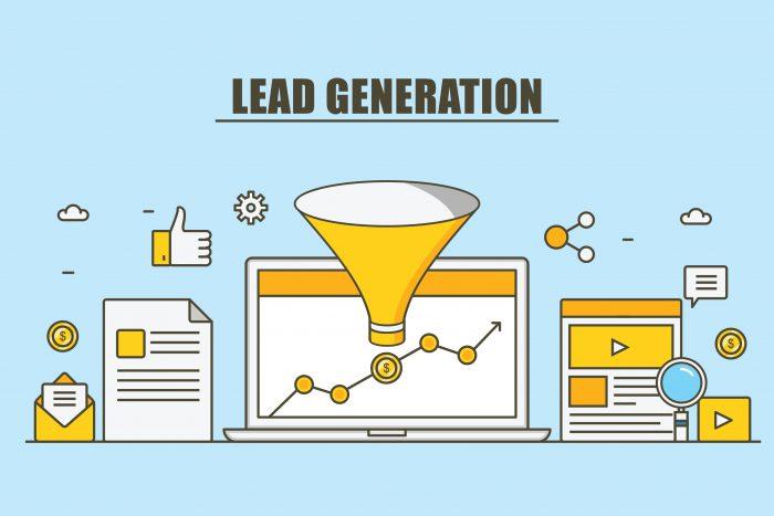 Tending in lead generation