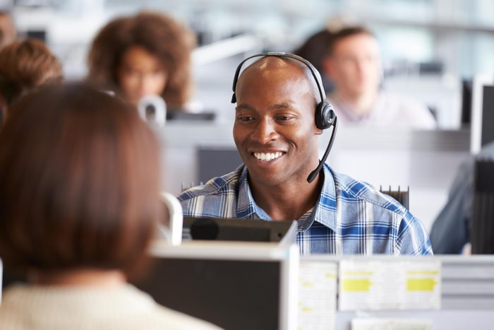 Call centre lead generation